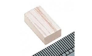 Piedra de sección rectangular